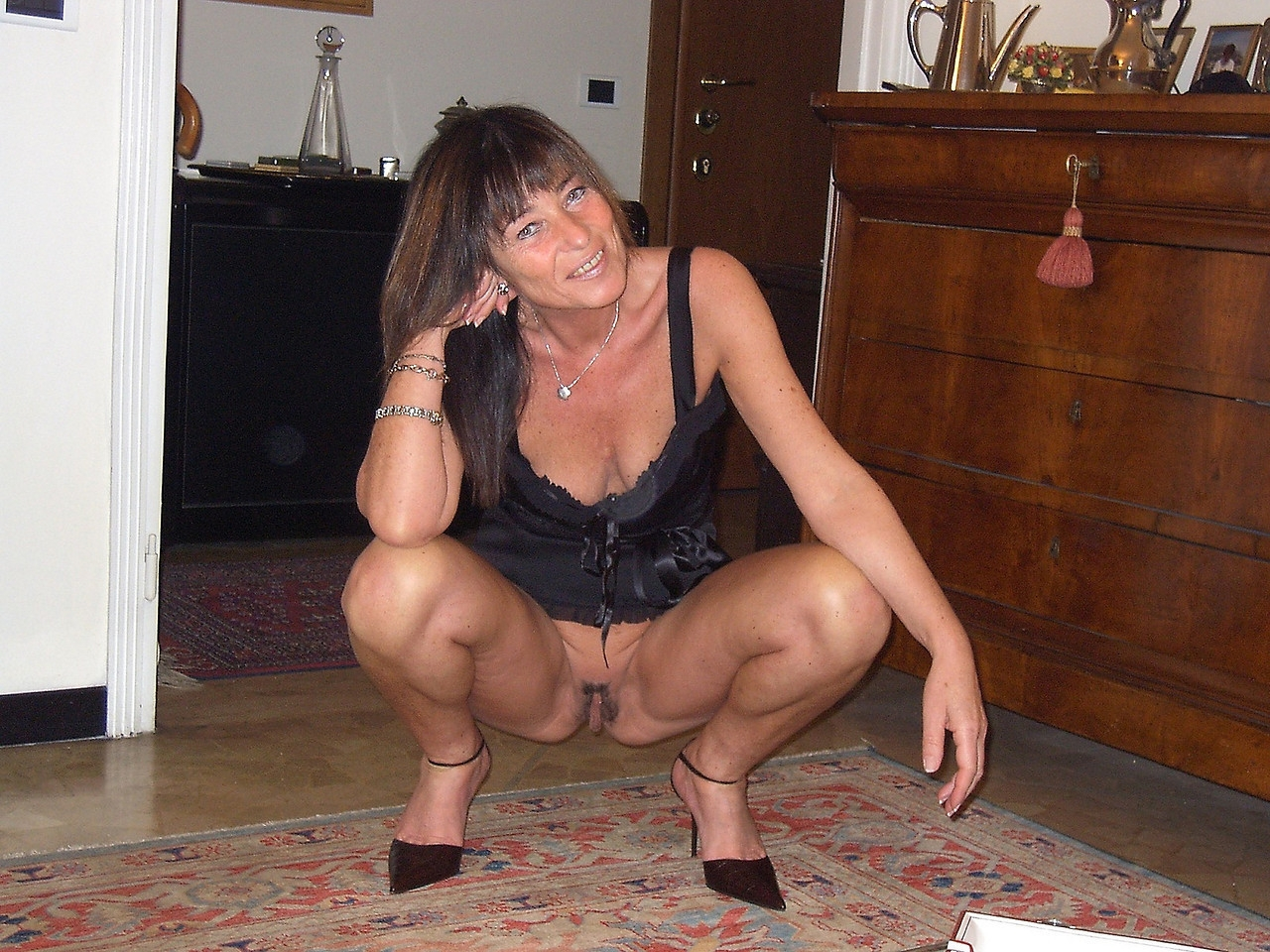 French amateur milf