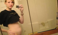 Cock Hungry Pregnant GFs!
