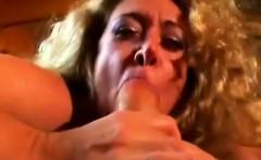 Gorgeous body blonde Anita Cannibal devours hefty dong