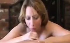 Mother In Law Giving A Blowjob POV