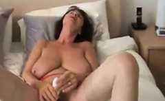 Mature Woman Playing With Her Pussy