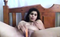 Chubby Indian Girl Masturbating