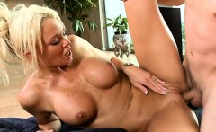 It is big penis day for milf