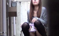 Asian multiple cam piss