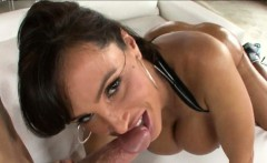 Busty milf Lisa Ann asshole ripped with huge hard dick