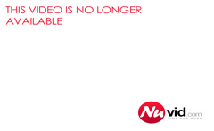 NT sub gagging on a big dildo