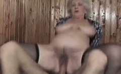 Pro 70plus granny on top pounding