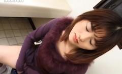 Nasty solo by hot milf Nanami Nanase