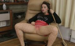 sexy milf olga cabaeva masturbates for you