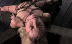 Odette Delacroix st andrews cross bdsm