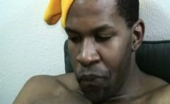 Dark Monster Cock Masturbate so Hard