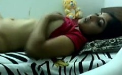 Cute Indian Girl Masturbating At Home