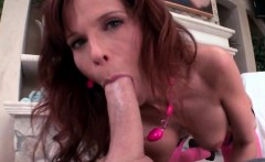 Fat ass MILF gets hardcore and anal outdoor