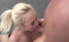 Goldie Cox Gets Thick Cock Fucked Hard Doggy