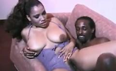Busty Ebony Beauty Getting Banged By A BBC