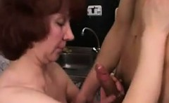 russian mother wants a young hard cock