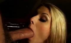 Hot Blonde Secretary Wants The Boss