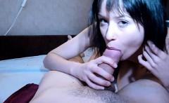 My beautiful Asian girlfriend prepared a special erotic