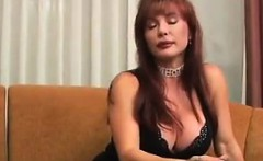 Mature Whore With Lots Of Surgery Sucks Dick