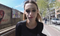 Ericas hungry pussy got banged in a nice public place