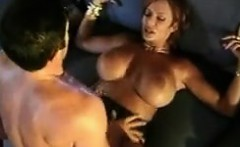 Red Haired MILF With Big Tits Rides Him