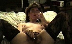 The Complete Hot, Hairy Wife Homemade Sex Tape