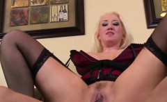 Alana Evans gets fucked in the ass