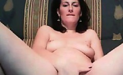 Horny Arab Chick Fingering Her Holes