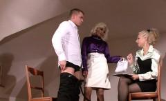 Wife blonde pov