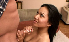 super smooth and juicy asian bitch riding the dick