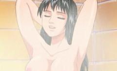 3d hentai schoolboy stealing his dream girl undies