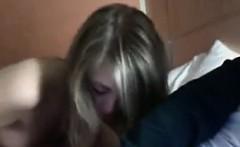 Teen Girl Giving Head