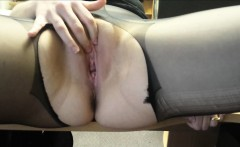 Increadibly horny mom mastubating - POV