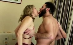 Mature giving sex lesson