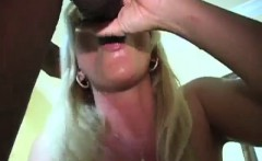 Stunning MILF house wife damaged in by BBC