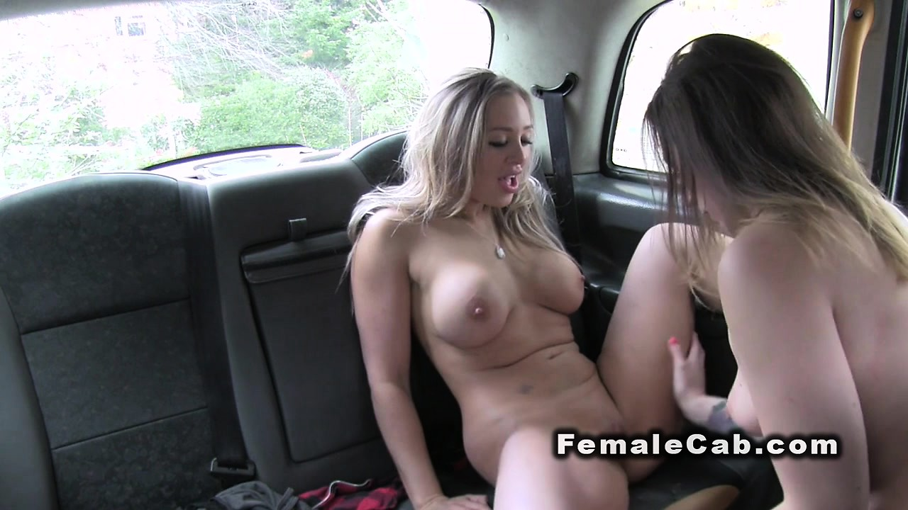female fake taxi driver