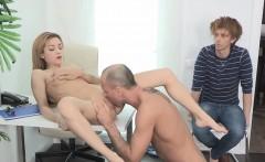 Flat broke boyfriend lets foxy buddy to drill his girlfriend