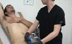 Physical male exam gay porno One on the base and one towards