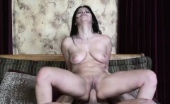 Only after a facial is Evie Delatosso satisfied