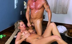 Big tits and enticing Lexi Lowe gets fucked by Marcus London