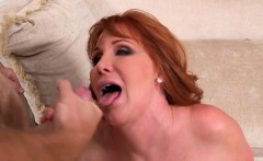 hot cougar freya fantasia takes good dicking and facial