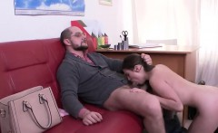 Ideal schoolgirl gets seduced and screwed by her senior teac