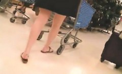 Excellent upskirt in departmentstore