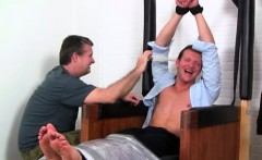 College boys feet and toes photos gay Gordon Bound & Tickle