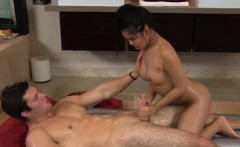 asian nuru massage blowjob fucking naked interracial