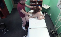 fakehospital doctor fucks patient from behind
