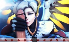 overwatch penis idol component 1 (handclap)