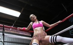 Horny Athlete Gia Paige Sucks And Rides Hung Coach