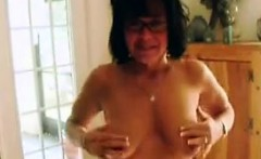 Wife Strips For Husband