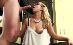 Husband gives wife the piss treatment
